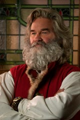 """Kurt Russell is back as Santa Claus in Netflix's """"The Christmas Chronicles: Part Two."""""""