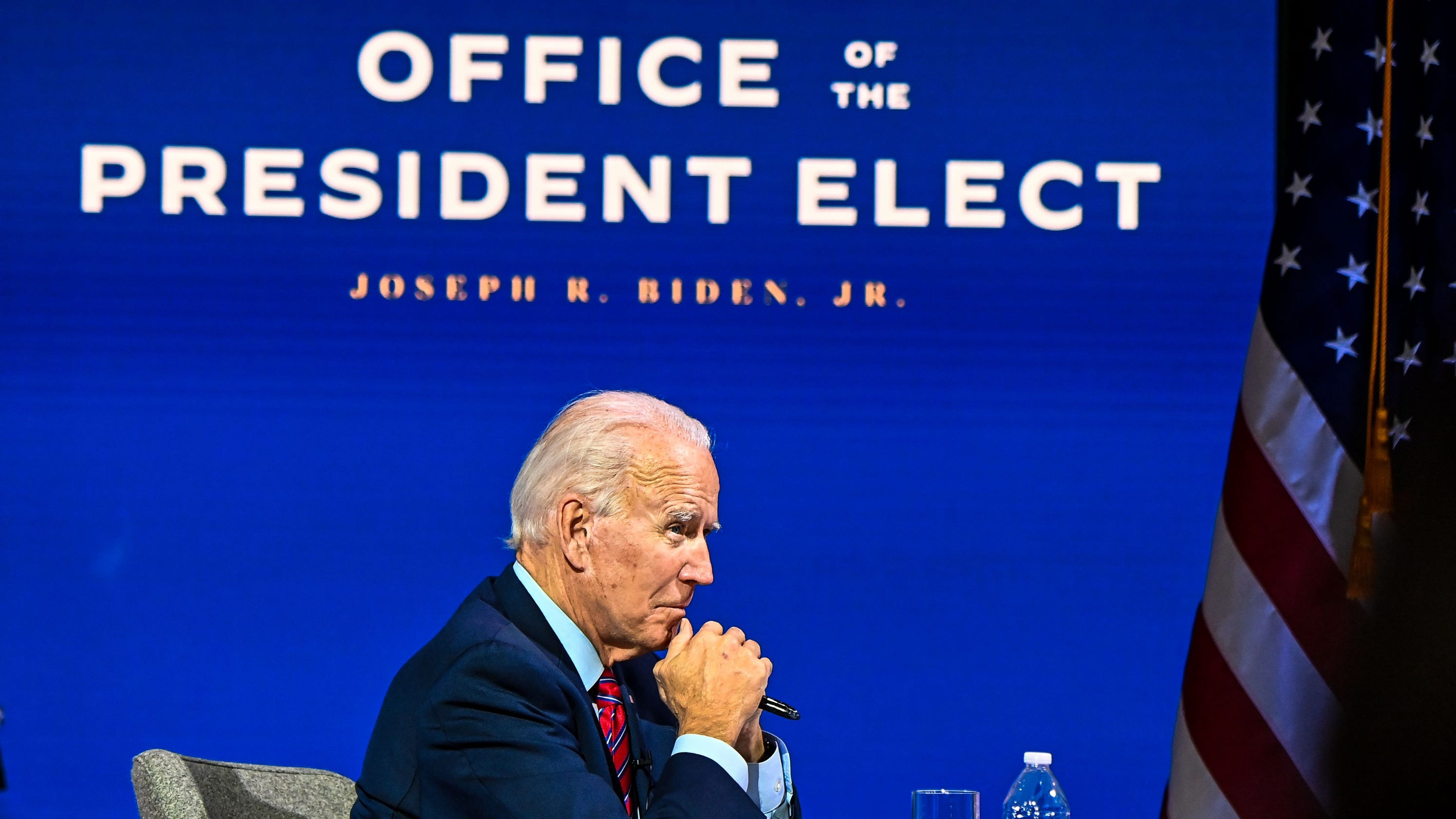 Biden's National Security team reveals he has learned from the mistakes of past presidents