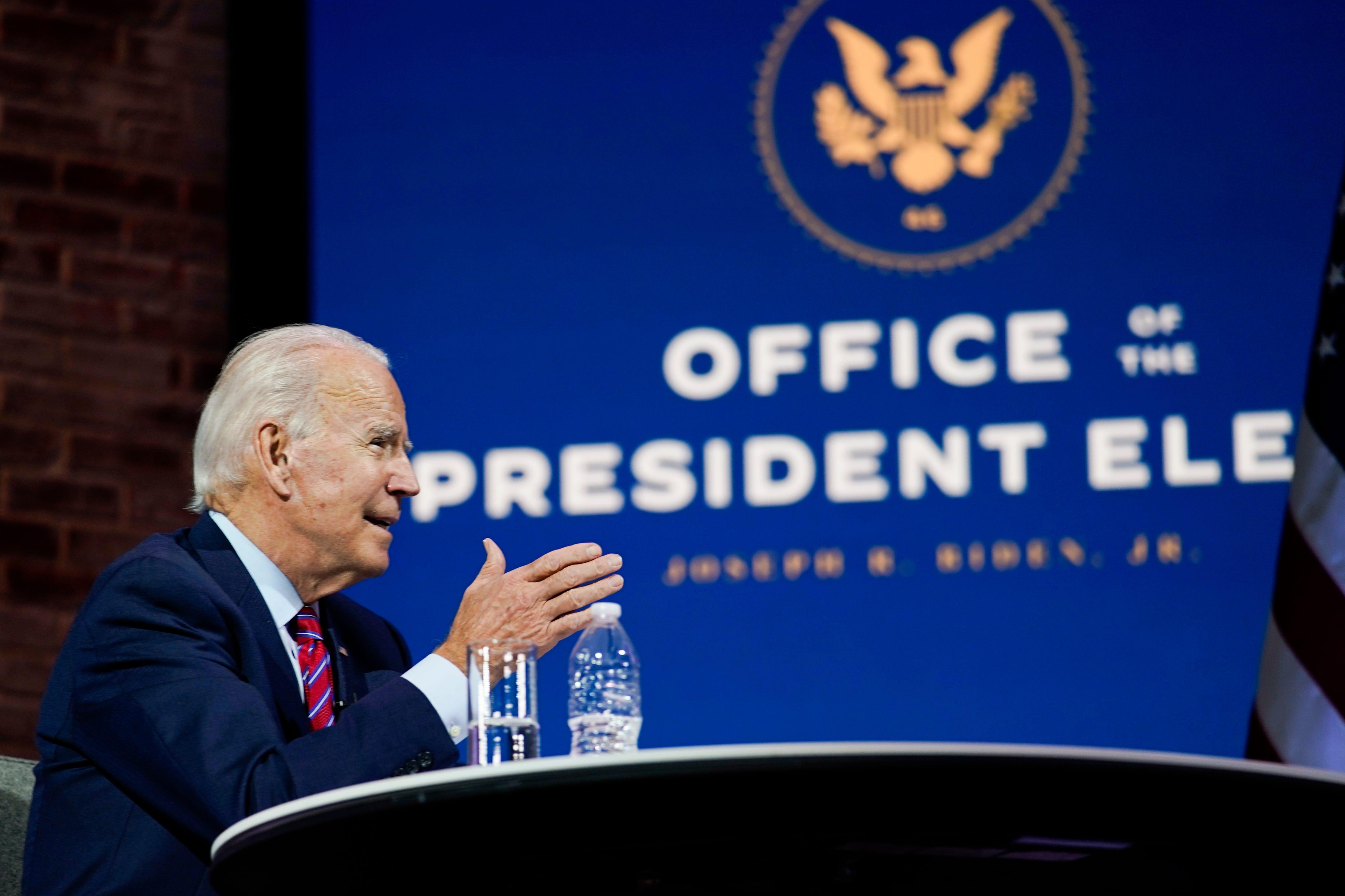 Election 2020 live updates: Biden picks Yellen to lead Treasury; Biden and Harris meet with mayors
