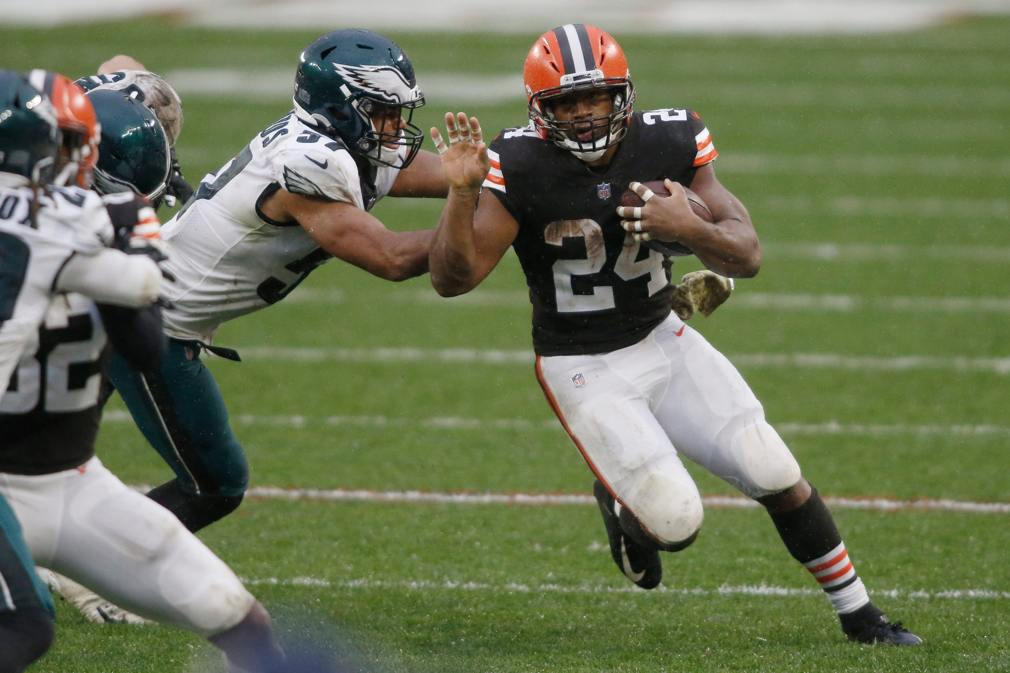 Opinion: Nick Chubb's return a great omen for Browns chances to end playoff drought