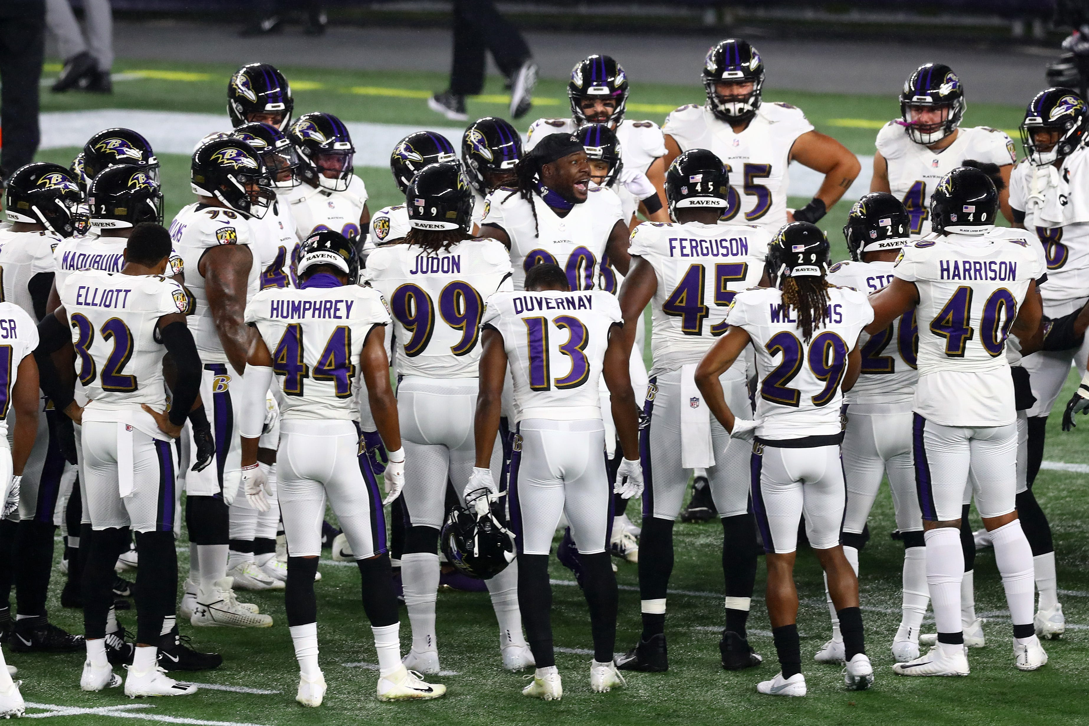 NFL COVID-19 updates: Ravens announce multiple individuals tested positive