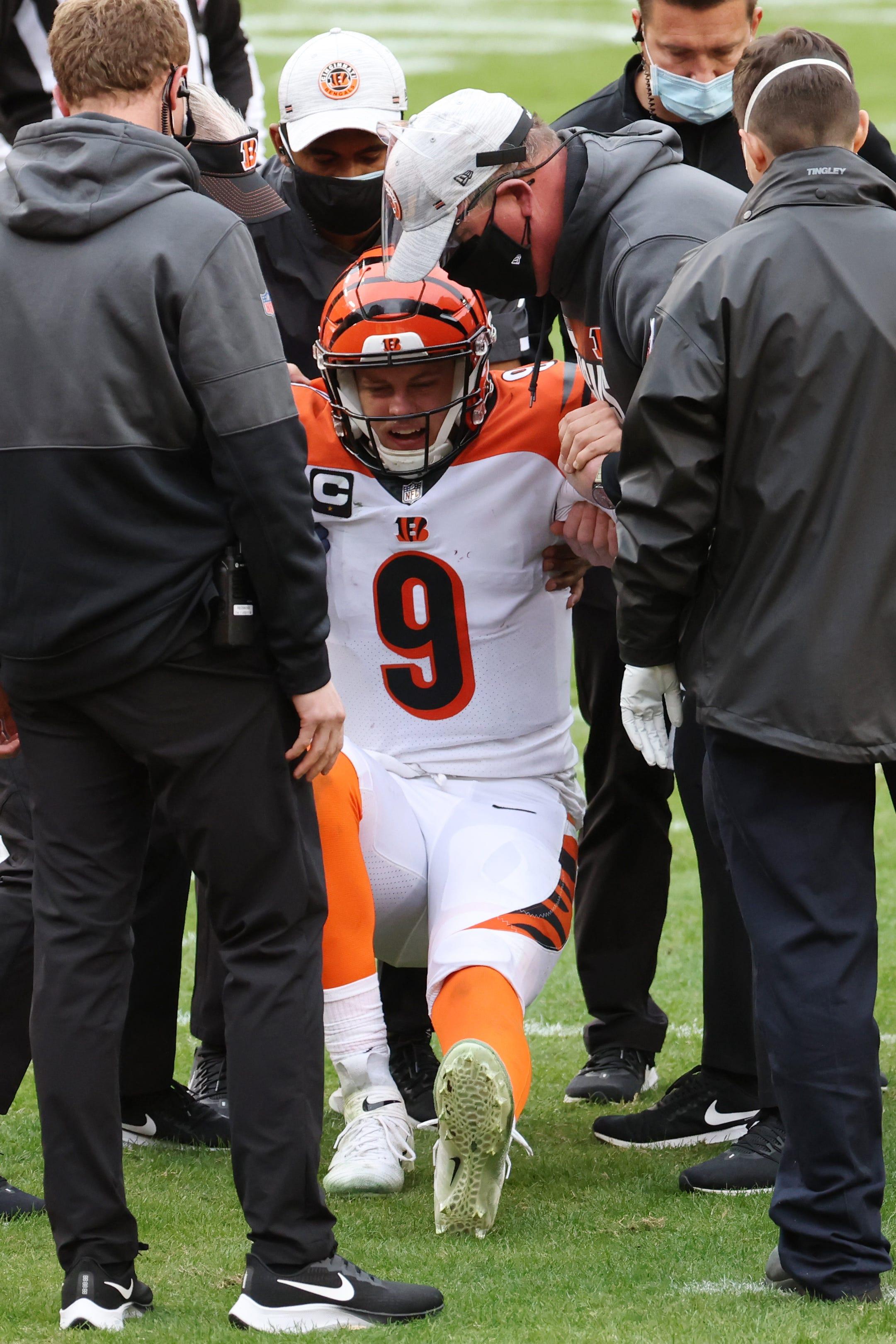 Opinion: The Cincinnati Bengals owe quarterback Joe Burrow better than this