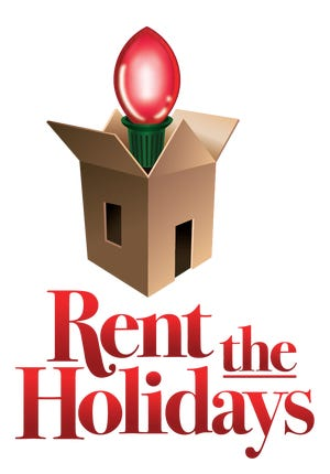 Rent the Holidays lets you rent outdoor lights and decorations and return when you're done.