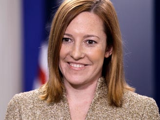 President-elect Joe Biden chose Jen Psaki as his press secretary.