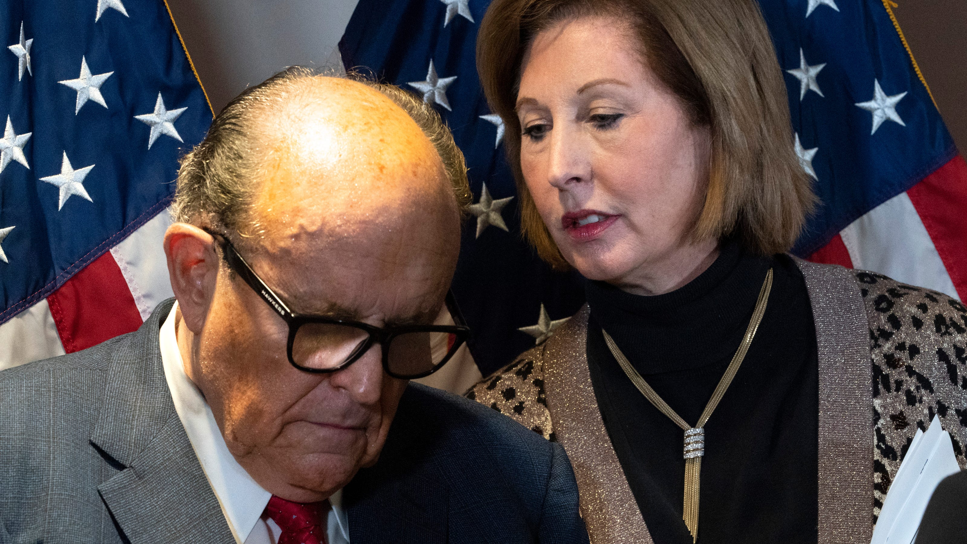 Election 2020 live updates: Trump legal team distances itself from lawyer Sidney Powell, Biden taps Blinken as secretary of state