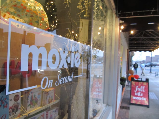 Moxie on Second is opening early and having sales for holiday shoppers. The boutique and other local retailers are depending on shoppers spending money locally, rather than in Owasso or Tulsa, on Black Friday.