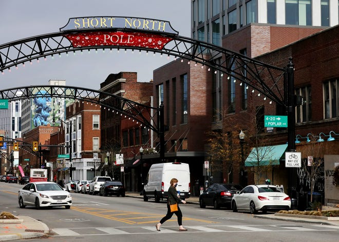 Construction on High Street is finally finished in the Short North, but the threat of COVID-19 still lingers as retailers prepare for the 2020 Christmas shopping season.