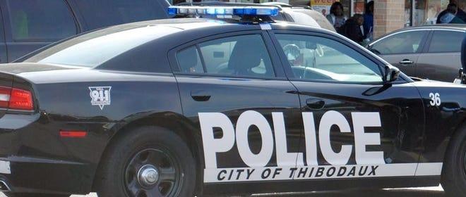 Thibodaux Police car