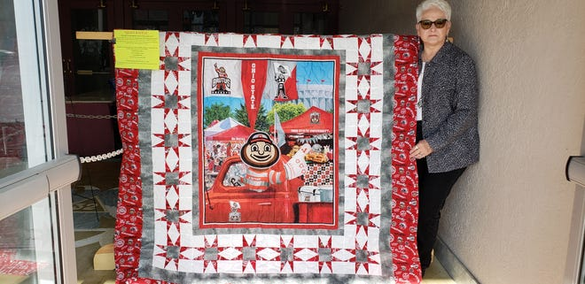 Children's Dyslexia Center Quilt Raffle