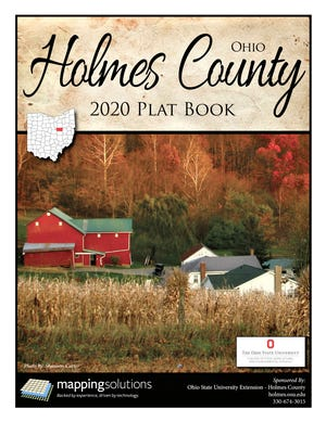 The 2020 Holmes County Plat Book