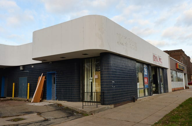 This closed bank office in the 700 block of East Avenue in Erie, shown on Nov. 24, 2020, is indicative of a shortage of banks on Erie's east side.