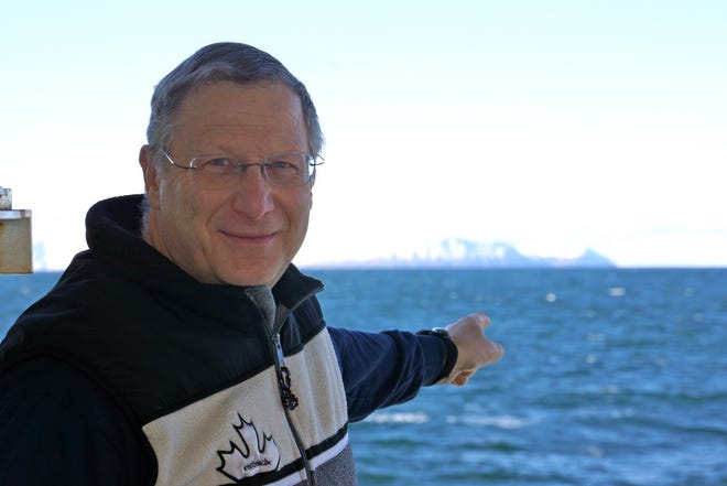 Larry Mayer, director of Center for Coastal and Ocean Mapping at the University of New Hampshire, was named a fellow of the American Geophysical Union (AGU).