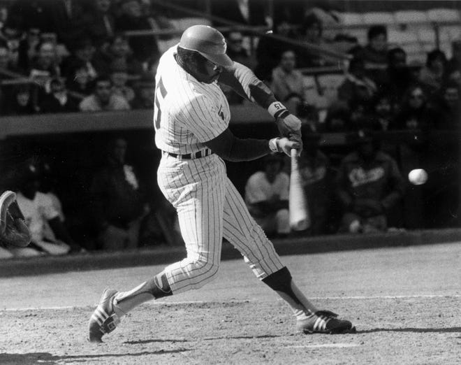 Former Chicago White Sox slugger Dick Allen fell just short of Hall of Fame induction in 2014. (Phil Mascione/Chicago Tribune/TNS)