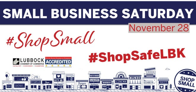 Lubbockites are encouraged to shop local this Small Business Saturday.