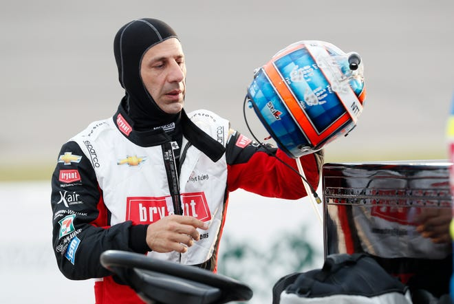 Tony Kanaan said it didn't take much convincing to put off retirement for a limited schedule with Chip Ganassi in 2021.