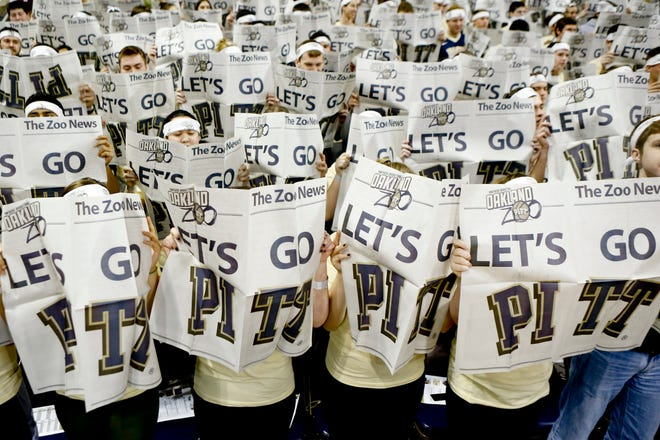 """""""The Oakland Zoo"""" at Pitt games will be nowhere to be seen this season."""