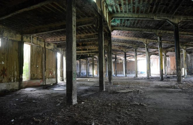 The future of the long-abandoned Lehigh Valley Railroad Roundhouse in Manchester could be determined by early 2021.