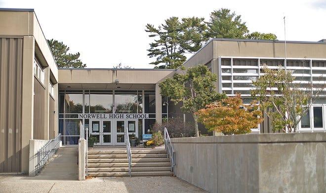 Norwell High School on Monday September 28, 2020