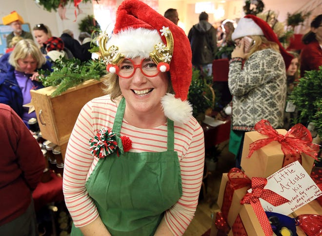 The 102nd Christmas Fair at the First Congregational Church of Kittery Point in 2018.