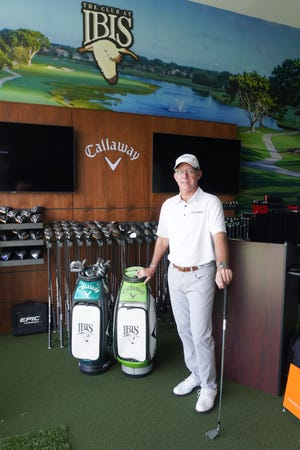 Alan Morin of Wellington swept the South Florida PGA's top award in the regular and senior divisions.