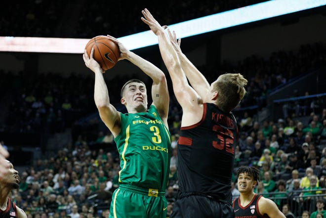 """Says guard Payton Pritchard, """"If my number's called for me to step up and help this team, I'm going to be ready."""""""