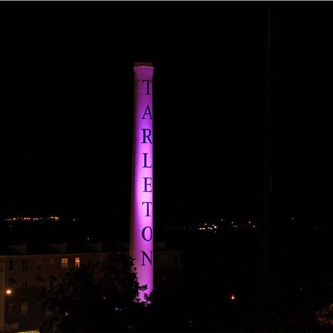 Tarleton State University's School of Kinesiology is celebrating 100 years of preparing students for the workforce at Saturday's Texans football matchup with New Mexico Highlands. Tarleton's iconic smokestack will be lit to mark the occasion.