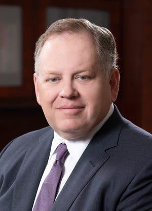 David Verinder, president and CEO of Sarasota Memorial Hospital.