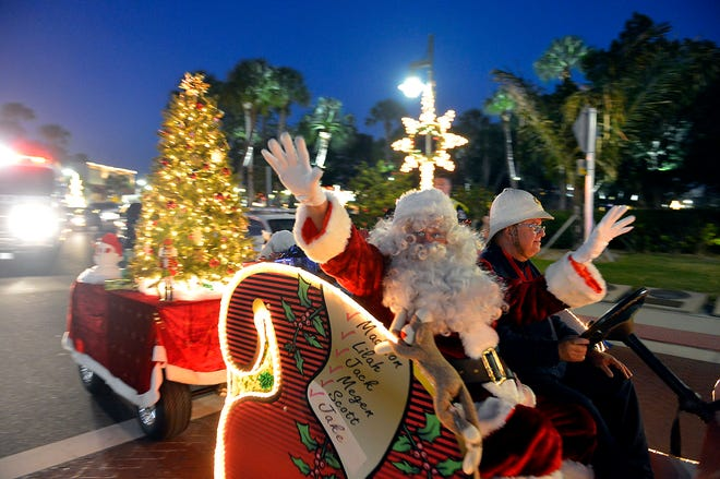 Famed shopping and dining destination St. Armands Circle in Sarasota will kick off its holiday season with the 42nd annual Holiday Night of Lights.
