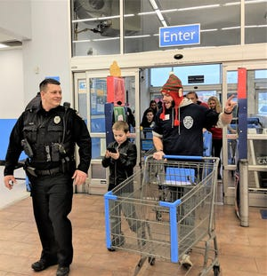 The Springfield Police Department will continue on with its Shop with a Cop event, but will instead be hand delivering toys to children this year.