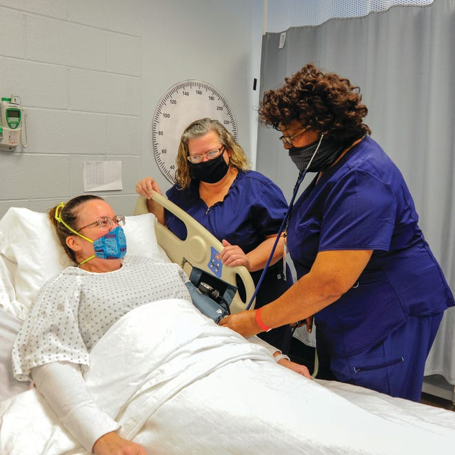 Pamlico Community College will be offering its popular Nurse Aide I and Nurse Aide II courses beginning in January 2021. Now is a great time to contact the college to reserve your seat for these Continuing Education offerings. For more information, please contact the college at 252-249-1851, ext. 3015, or lgiles@pamlicocc.edu. [CONTRIBUTED PHOTO]
