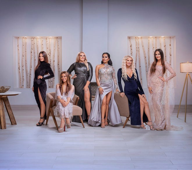 """The cast of """"The Real Housewives of Salt Lake City."""""""