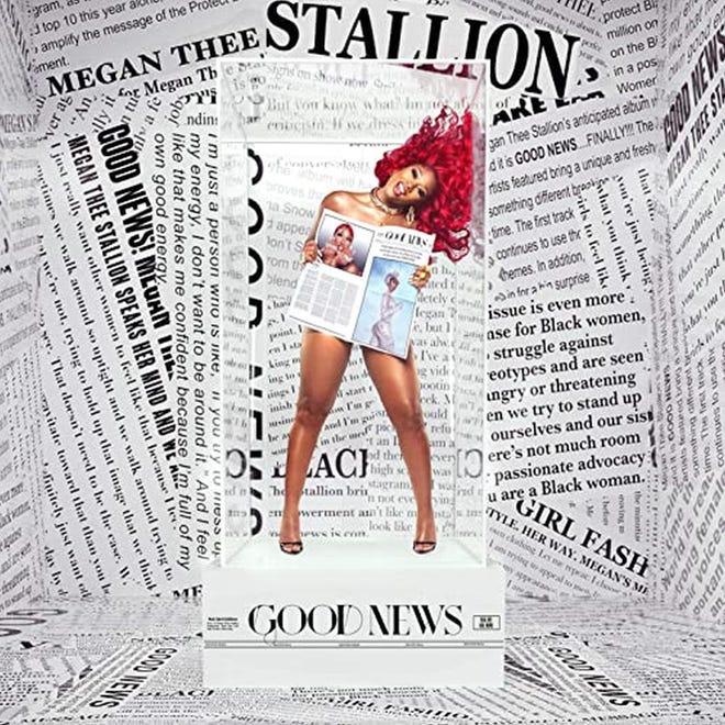"""""""Good News,""""Megan Thee Stallion"""