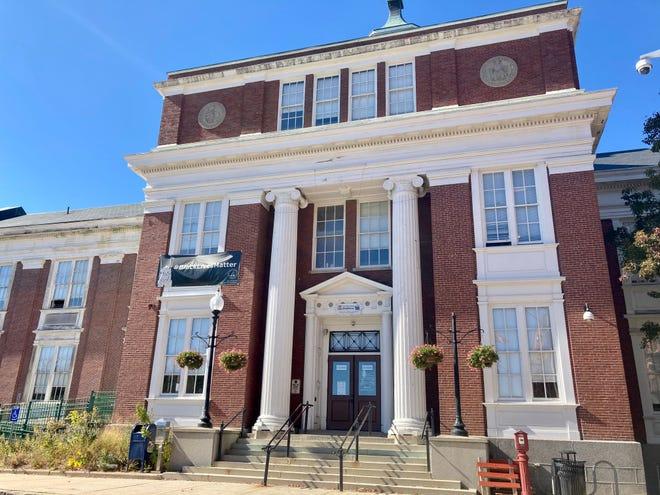 Somerville City Hall.
