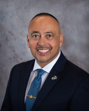 Palm Bay Mayor Rob Medina.