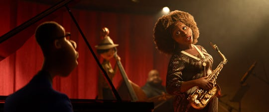 Joe gets the chance of a lifetime to play piano in a quartet headed by a jazz great, Dorothea Williams.