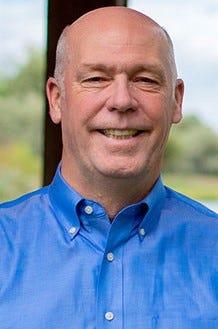 Gov.-elect Greg Gianforte