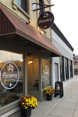 The Runaway Micropub and Nanobrewery is one of two breweries that opened in Burlington in 2020.