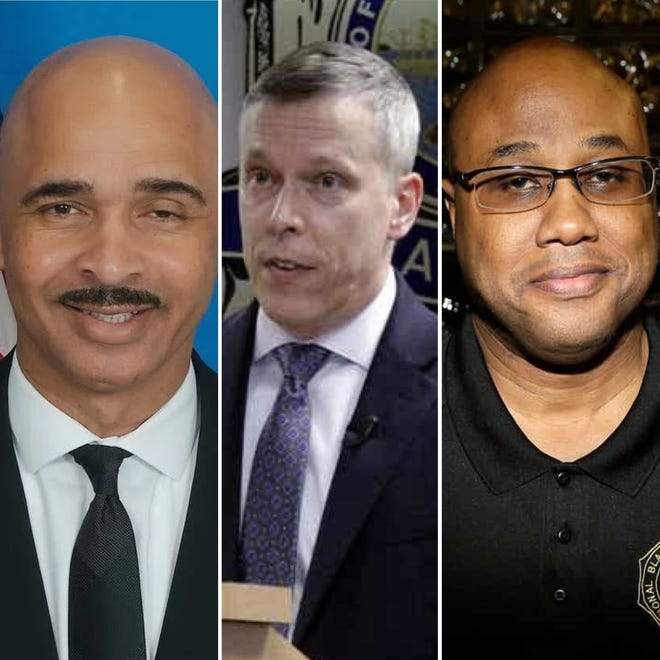 Hoyt Mahaley, a supervisory special agent with the FBI; Chris Davis, a deputy chief with the Portland (Ore.) Police Bureau; and Malik Aziz, a major with the Dallas Police Department, are three finalists to become Milwaukee's next police chief.