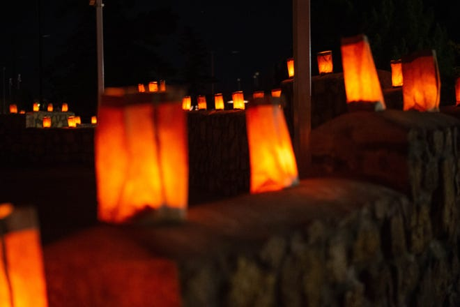 New Mexico State University's 'Noche de Luminarias' will go on hiatus this year, but NMSU officials hope the winter festival and luminaria display will return in 2021.