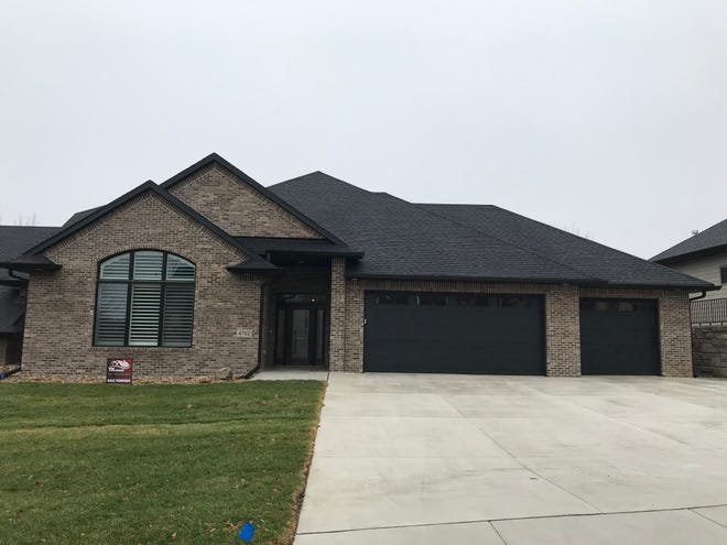 The home at 4702 S. Duluth Ave. topped the Sioux Falls metro area sales rankings for the week of Oct. 26.