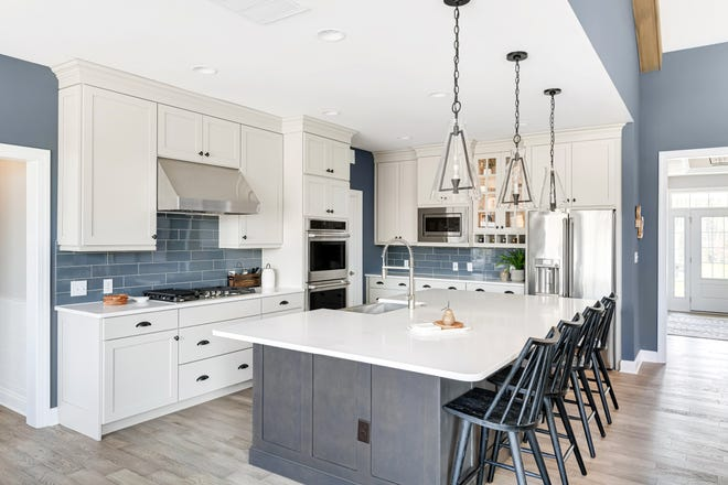 Love to cook? Chef Nate Leonard shares his favorite kitchen designs.