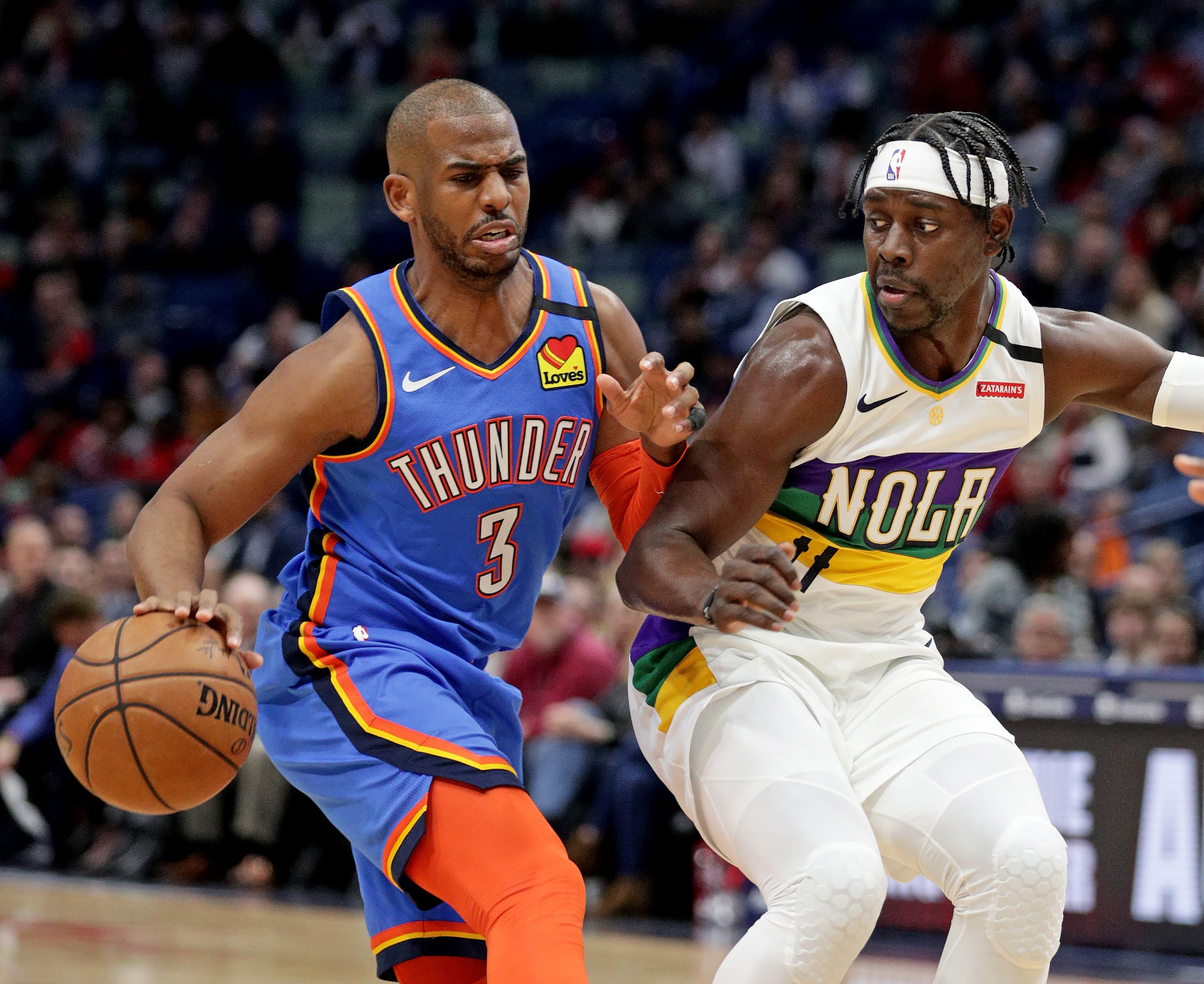 Familiar faces in new places: Notable NBA players changing teams for the 2020-21 season