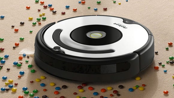 Black Friday 2020: iRobot Roomba 670 Robot Vacuum.