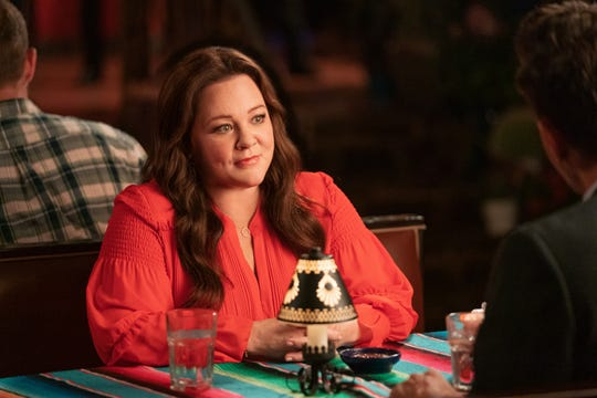 """Melissa McCarthy, who stars as Carol in """"Superintelligence,"""" did her research for the movie on AI."""