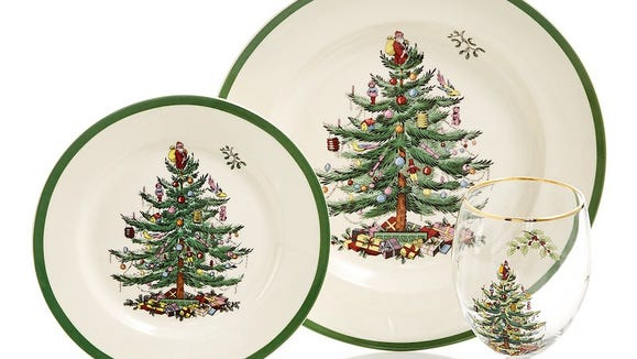 This set will put you in the holiday spirit in a hurry.
