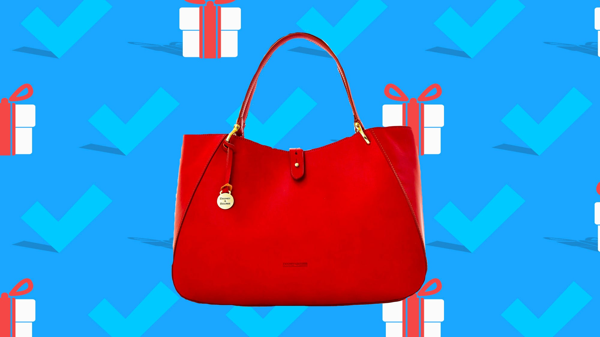 You can get Dooney & Bourke's iconic handbags and more on sale for Black Friday