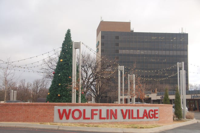 It is anticipated Wolflin Village will be among the local venues shoppers will patronize during Small Business Saturday.