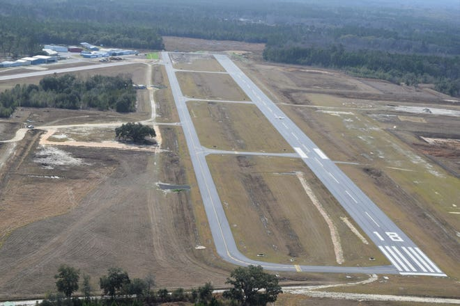 Ridgeland-Claude Dean Airport hopes to attract corporate jets after a $27.1 million upgrade.