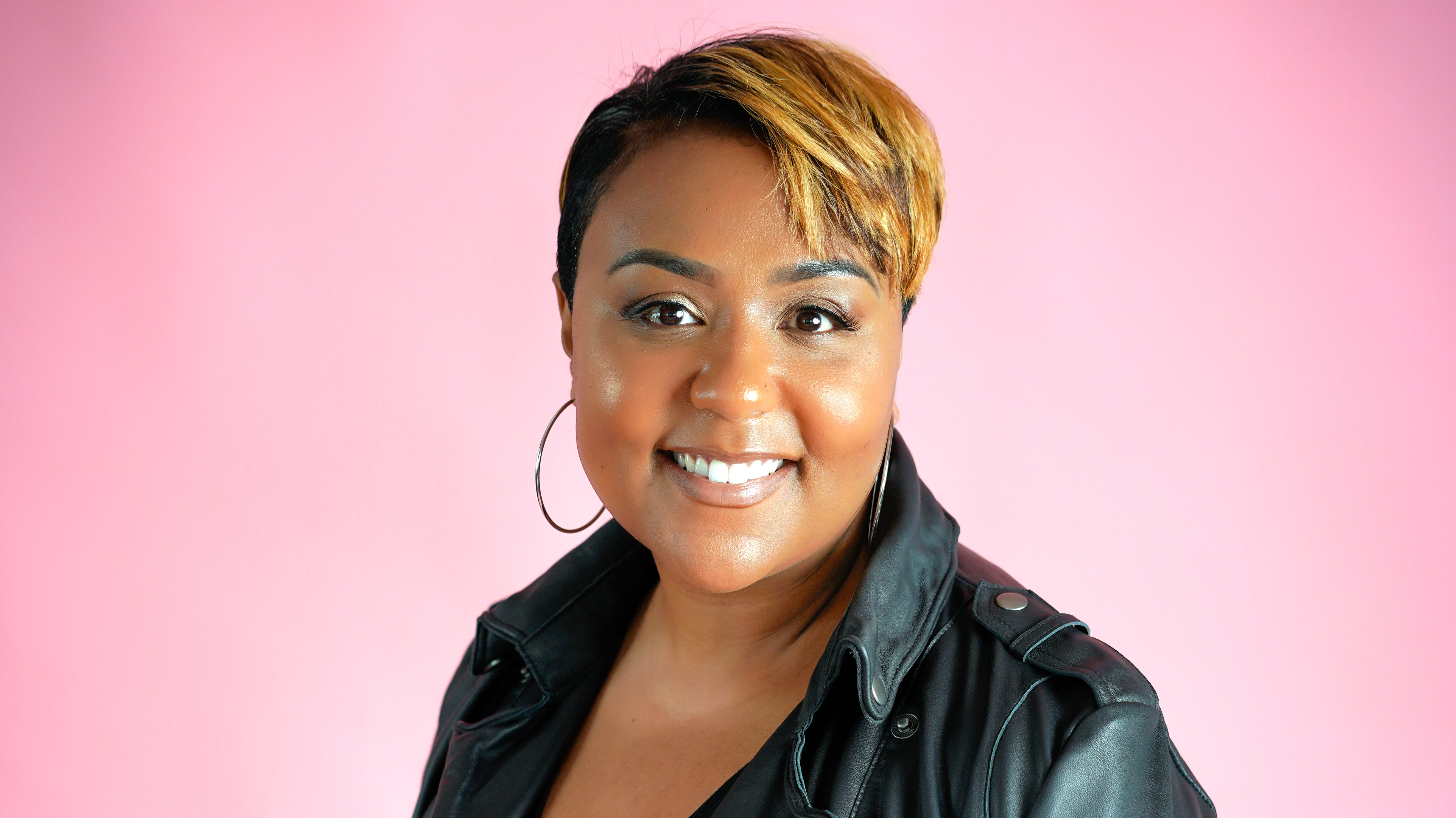Achea Redd hopes to inspire girls in new book