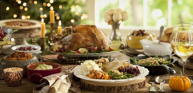 Be aware of GERD before eating your Thanksgiving meal.